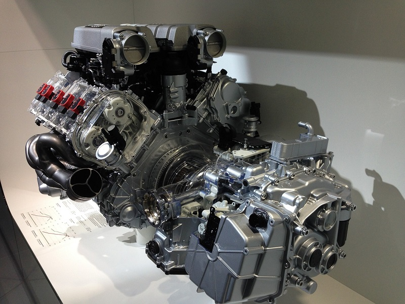 Componentele de bază ale unei mașini și funcțiile și rolurile lor specifice